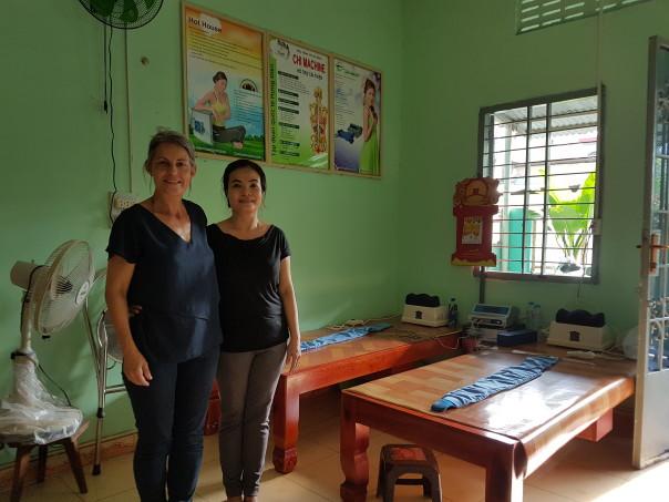 Salon de massages et de soins