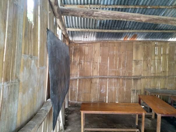 Intérieur d'une classe
