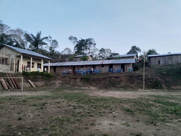 L'école de Kampung Kandang